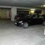 hotel avec parking
